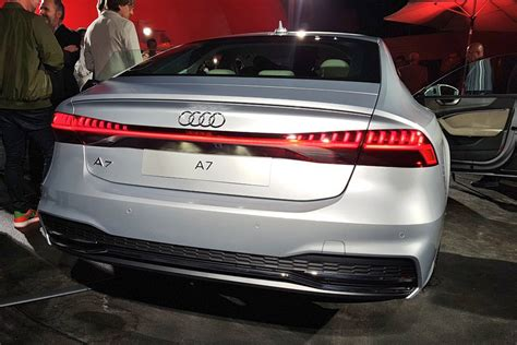 new audi a7 sportback revealed auto express