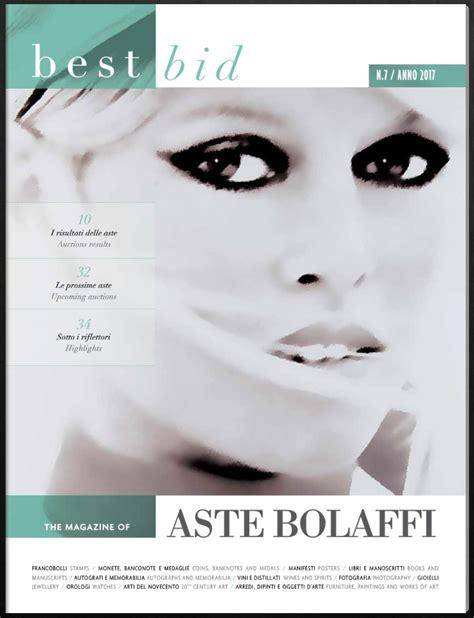 bid aste nuovo numero di best bid il magazine di aste