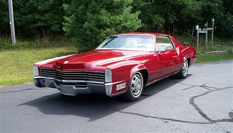 1968 Cadillac Eldorado For Sale by 1968 Cadillac Eldorado For Sale Lowell Michigan