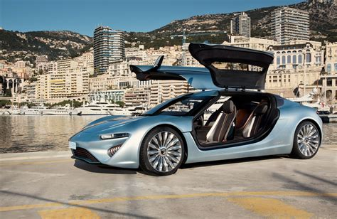 Quant Electric Car Runs On Salt And A  Million Price Tag
