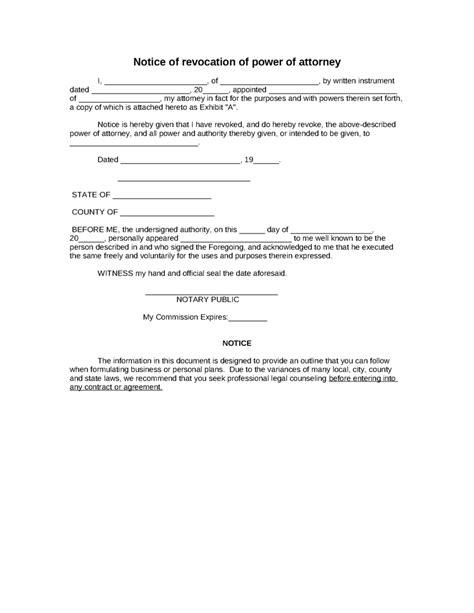 power  attorney template printable calendar templates