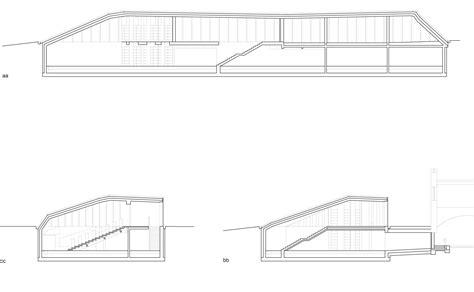Kcev Umwelt Bildungszentrum In Vrchlabi by Kcev Umwelt Bildungszentrum In Vrchlabi Geneigtes Dach