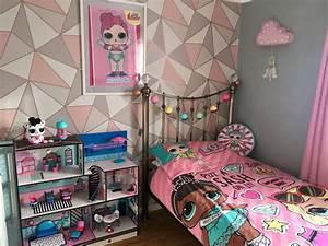 My, Little, Girls, Lol, Inspired, Bedroom, Ufe0f, Girlsbedroom, Lolsurprise, Lol, Lolsurprisedolls