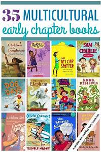 35 Multicultural Early Chapter Books for Kids | Good books ...