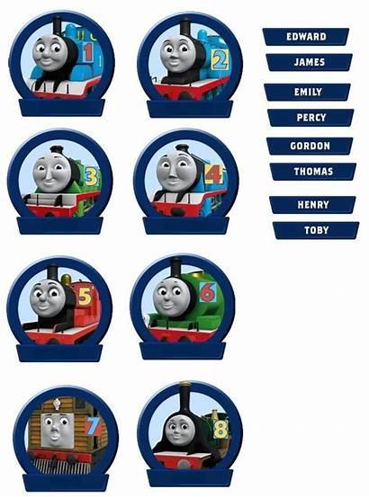 Thomas Friends Train Tank Printable Birthday Diy