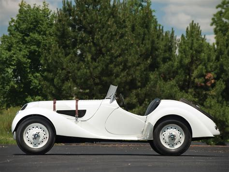 Bmw 328 1936 1937 1938 1939 Autoevolution