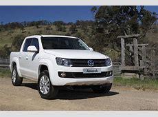 2011 Volkswagen Amarok to debut at Sydney International