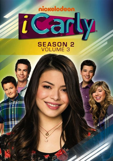 Icarly Season 2 Volume 3 Giveaway The Simple Moms