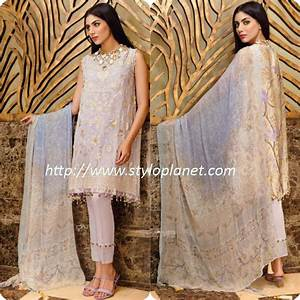 Khaadi Latest Embroidered Eid Collection 2017