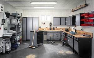 Atelier Einrichten Tipps : werkstatt mit system bei hornbach ~ Markanthonyermac.com Haus und Dekorationen