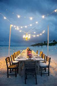 21 fun and easy beach wedding ideas With simple beach wedding ideas