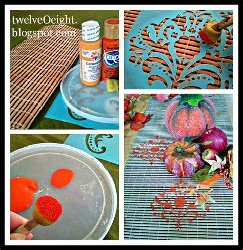fall table runners to make diy craft how to make a fall table runner