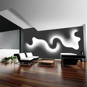 Unique LED Light For Your House Walls To Decor You Interior