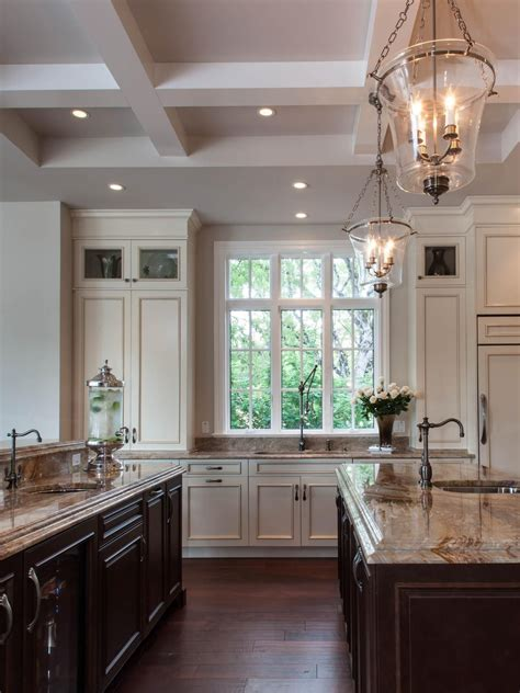 ways  incorporate  coffered ceiling   home