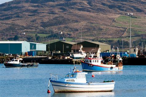 Boat Trips Castletownbere by Castletownbere Boats 2011 Blackie Warner