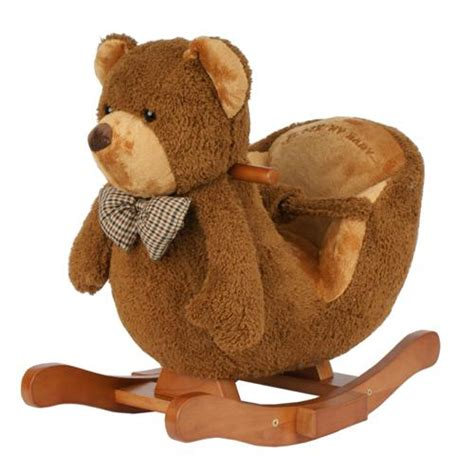 new baby toddler rocker rocking animal chair soft