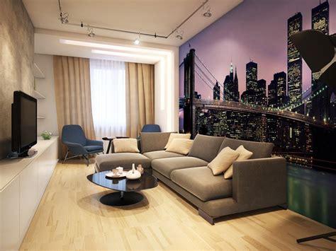 Дизайн интерьер гостиной комнатызала 12 квм (16 фото