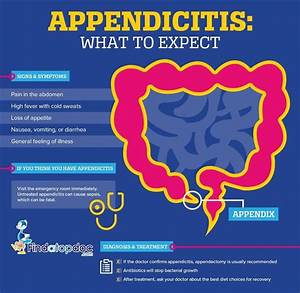 Can Appendicitis Affect The Large Intestines