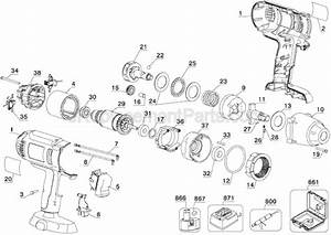 Dewalt Dw059 Parts List And Diagram