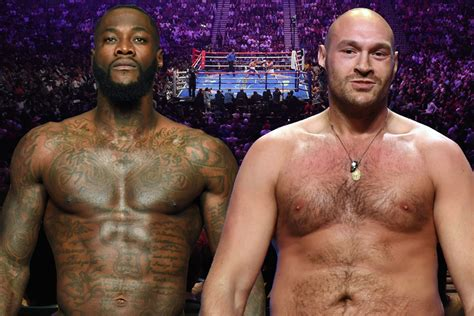 Deontay Wilder vs Tyson Fury 2 LIVE on talkSPORT: How to ...
