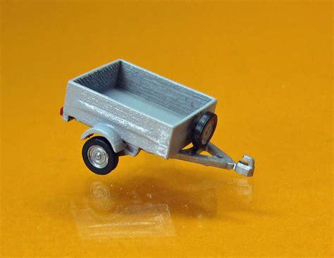 kleiner pkw anhänger kleiner pkw anh 228 nger modell car zenker
