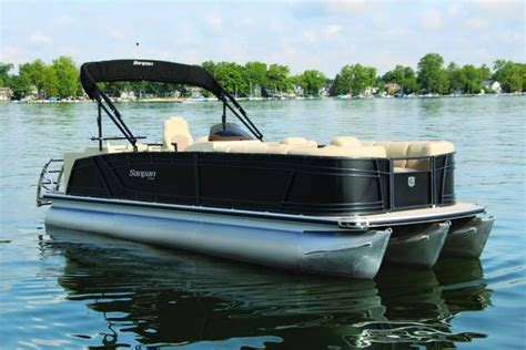 Craigslist Fort Wayne Pontoon Boats by Sanpan New And Used Boats For Sale