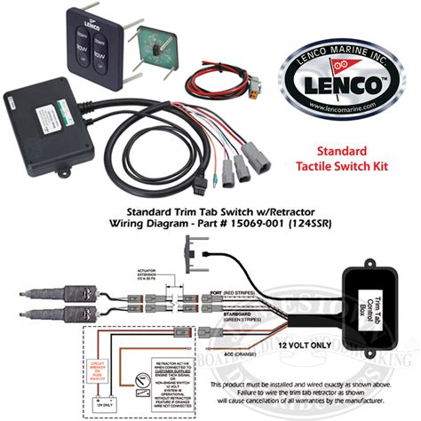 Boat Leveler Waterproof Trim Tab Switch by Lenco Wiring Diagram 20 Wiring Diagram Images Wiring