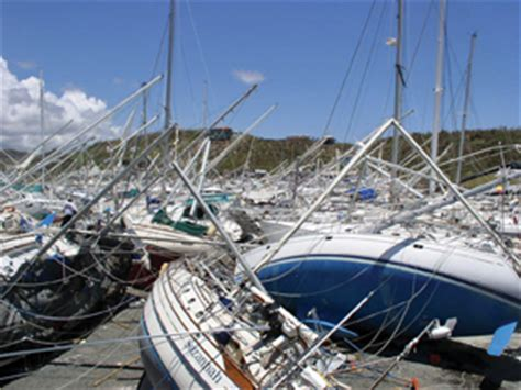 Boat Moorings Georges River by Boatus Hurricane Center Boats Stored Ashore