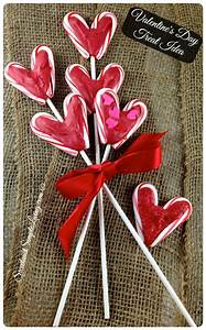 Valentine's Day Lollipops made from Candy Canes - Sweet ...
