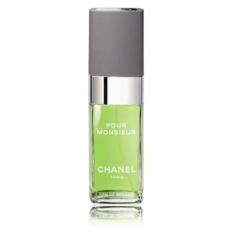 eau de toilette spray pour monsieur eau de toilette spray fragrance chanel
