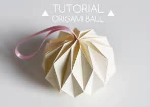 Tutorial Le Origami giochi di carta tutorial origami ball