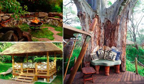 fait la cuisine 39 idées pour aménager un coin détente dans le jardin