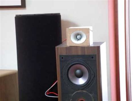 """My Best Diy Speakers With Klipsch 65"""" Woofers And"""