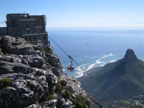 table mountain cape town south africa cape town 39 s table mountain cableway in south africa