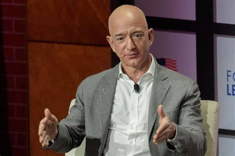 Jeff Bezos' net worth as Amazon CEO and how he became ...
