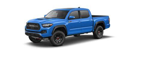 toyota tacoma colors 2019 toyota tacoma color options