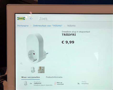 Ikea Küchenplaner Steckdosen neu ikea tradfri funk steckdosen ab 3 september bei ikea nl