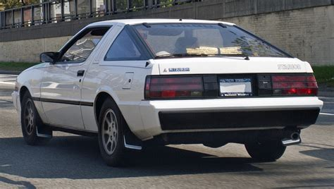 mitsubishi starion mitsubishi starion photos 6 on better parts ltd