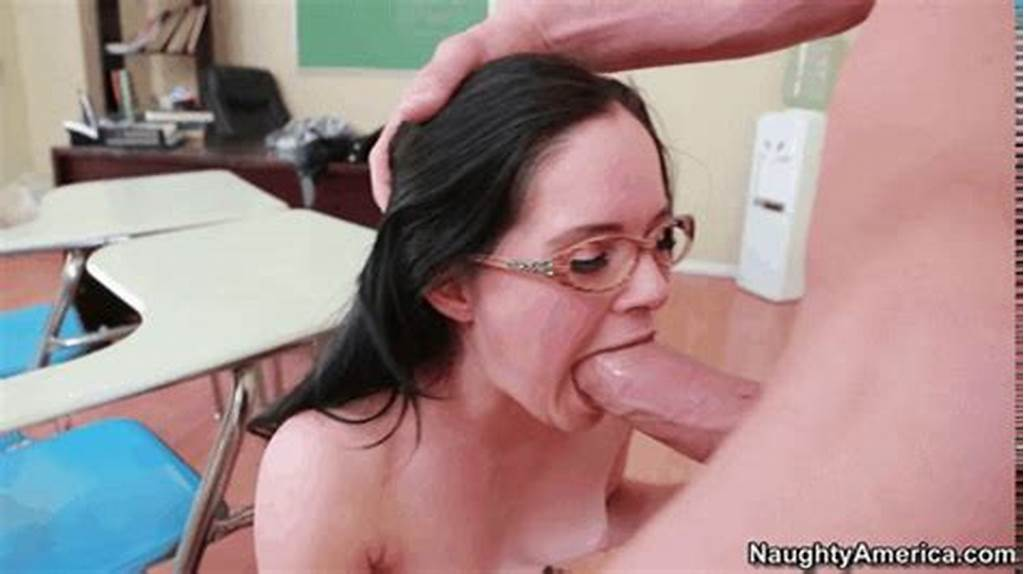 #Schoolgirl #Gets #Facefucked #By #Huge #Teacher'S #Cock