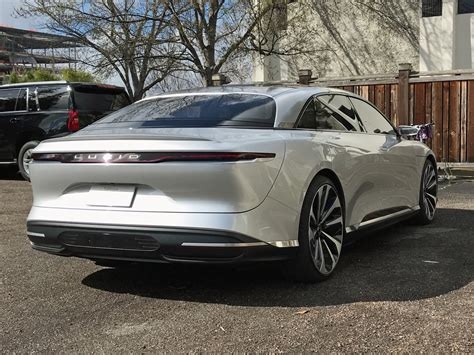 Lucid Motors Why It's Different From Faraday Future