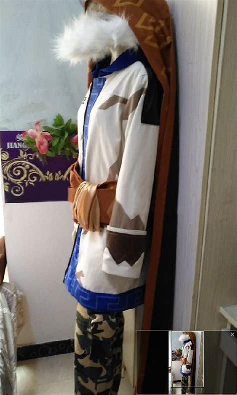 overwatch mei skin yeti hunter cosplay costume buy