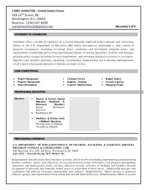 Hamilton Resumealexander Hamilton Resume hamilton resume sept 2016