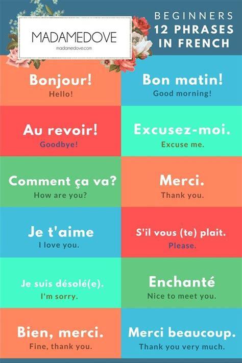 Best 25+ French for beginners ideas on Pinterest ...