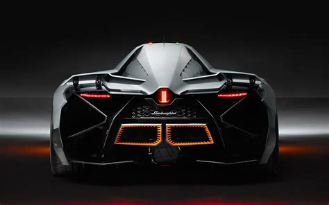 History Of Lamborghini Egoista