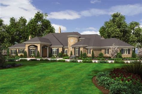 Luxury Home Plans With Pictures by Marvelous Luxury Home Plan 5 Luxury Estate House Plans