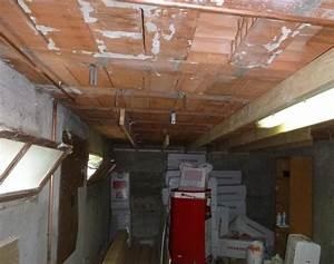 Isolation Des Combles Au Sol : isolation plafond sous sol pas cher ~ Premium-room.com Idées de Décoration