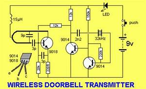 Circuit Project  Wireless Doorbell