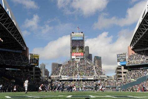 toyota fan deck tickets seattle seahawks announce centurylink field expansion by