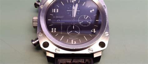 U Boat Watch Repair by U Boat Archives Horlogerie Watchtyme Montreal Watch