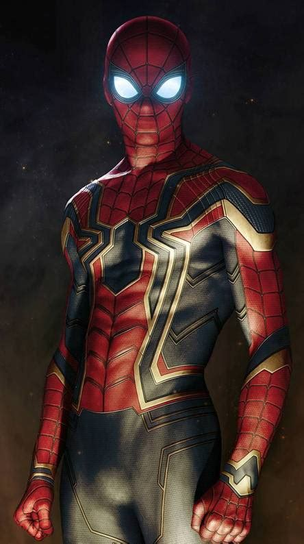 iron spiderman wallpapers   zedge